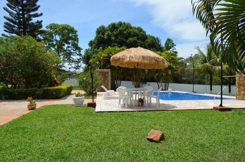 Chácara Com 4 Dormitórios À Venda, 5300 M² - Chácaras Abc - São Pedro/sp - Ch0514