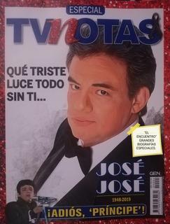 José José/ Tv Notas Especial/ Biografía.