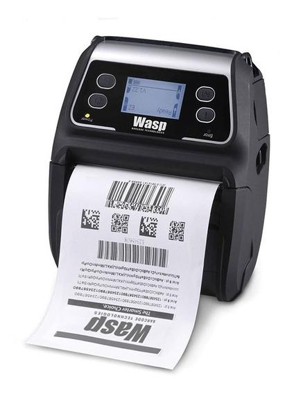 Impressora Móvel De Etiquetas De Código De Barras Wpl4mb