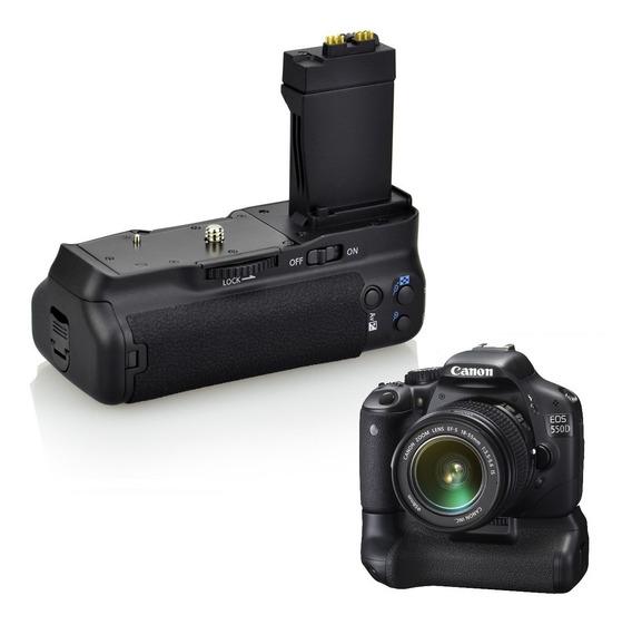Bg-e8 Punho De Bateria Para Canon Eos 550d/rebel T2i