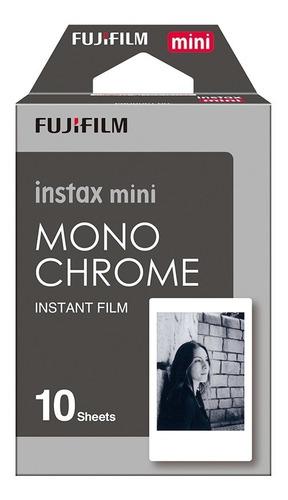 Filme Instax Mini Monochrome (p/b)- 10 Fotos
