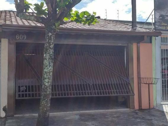 Casa Em Cidade Salvador, Jacareí/sp De 150m² 3 Quartos À Venda Por R$ 266.000,00 - Ca347472
