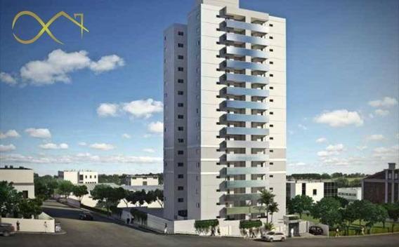 Apartamento Com 3 Dormitórios À Venda, 86 M² Por R$ 412.000,00 - Centro - Santa Bárbara D