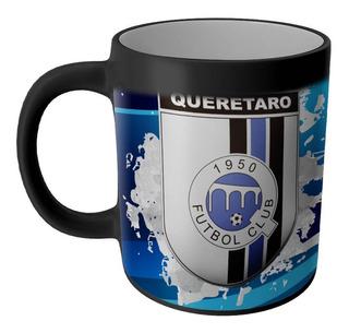 Taza Magica Gallos Blancos Queretaro Productos Futbol Mexicano Articulos Regalos Cosas Accesorios Taza Sublimada