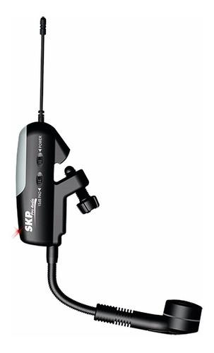 Microfono Inalambrico Para Saxo Skp Uhf4000 Todo En 1