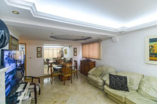 Casa À Venda - Jardim Anália Franco, 3 Quartos,  280 - S893122329