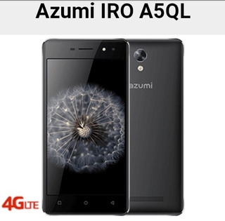 Azumi Iro A5ql - 4g Lte - Flash Frontal