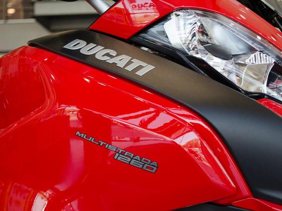 Ducati Multistrada 1260 - 2020 Dolar Bna
