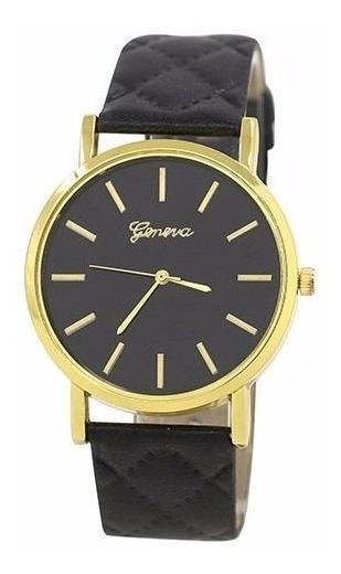 Relógio Feminino Geneva Luxo Barato