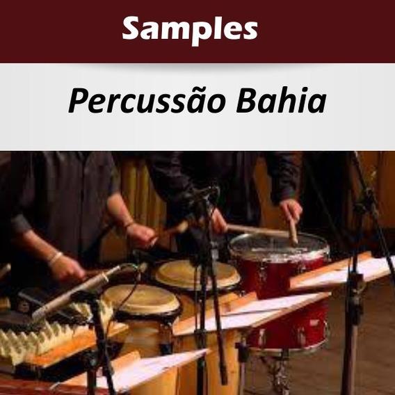 Samples De Percussão Ritmo Bahia Formato Rx2 No Kontakt
