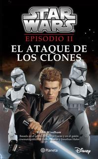 Libro Star Wars Episodio Ii