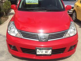 Nissan Tiida 1.8 Emotion Mt 2009
