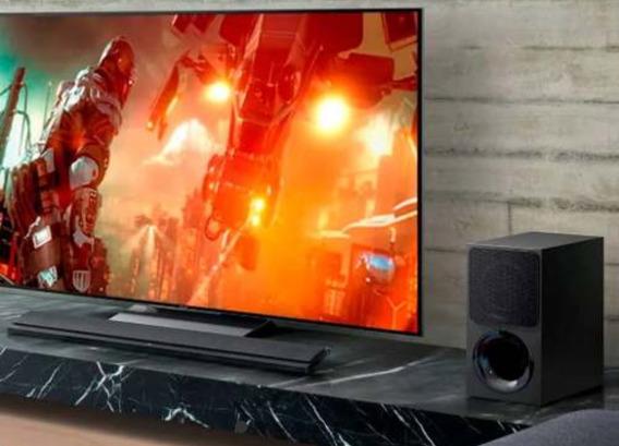 Soundbar Sony Ht390 Nfc Bluetooth 180w