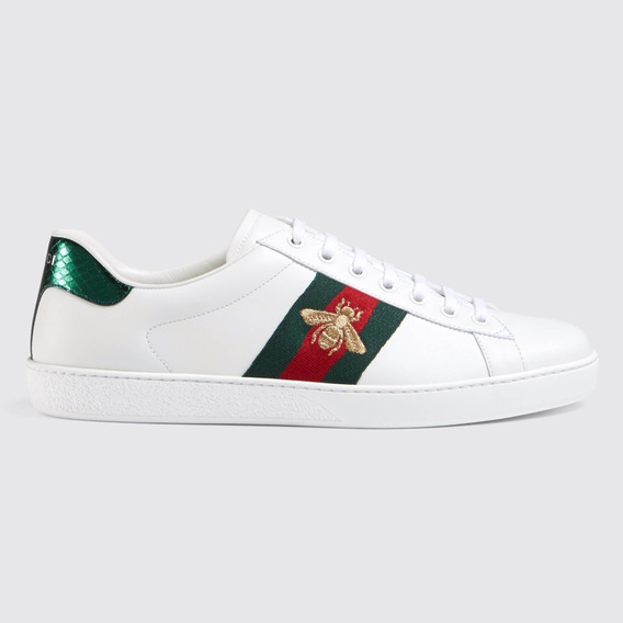 Gucci Ace Embroided Bee Originales