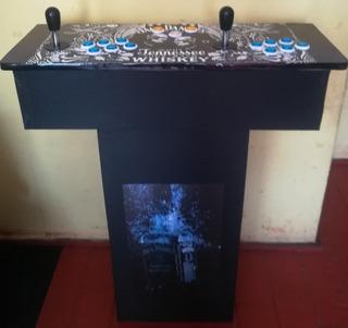 Arcade Pedestal