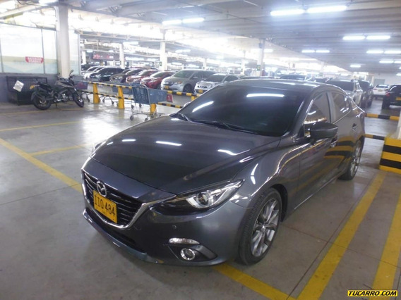 Mazda 3 Speed Grand Turing