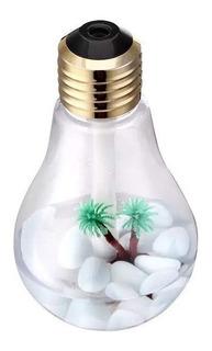Humidificador Aromatizador Difusor Vaporizador Ambiente Foco