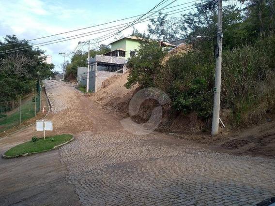 Terreno Residencial À Venda, Maria Paula, Niterói. - Te0279