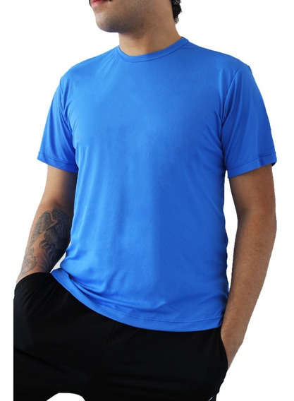 Camiseta Dry Fit Poliamida Esportes Academia Corrida