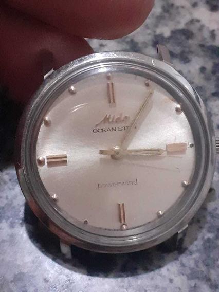 Relógio Mido Automático Para Colecionadores