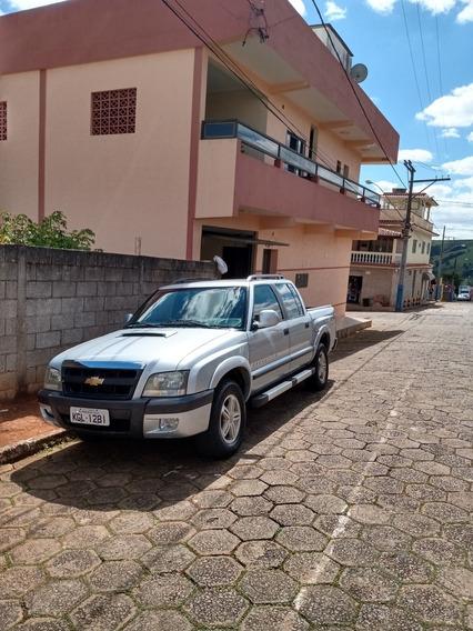 Chevrolet S10 2006 2.8 Executive Cab. Dupla 4x4 4p