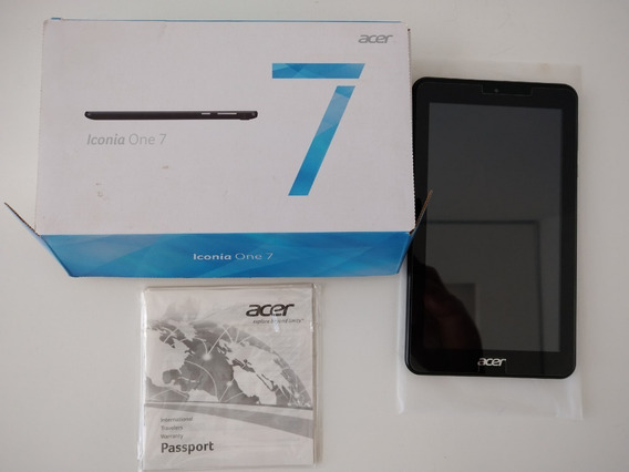 Tablet Acer Iconia One 7 Semi Novo