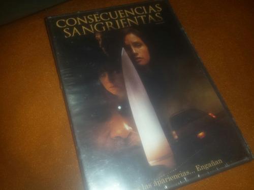 Imagen 1 de 2 de Consecuencias Sangrientas Dvd Hindsight