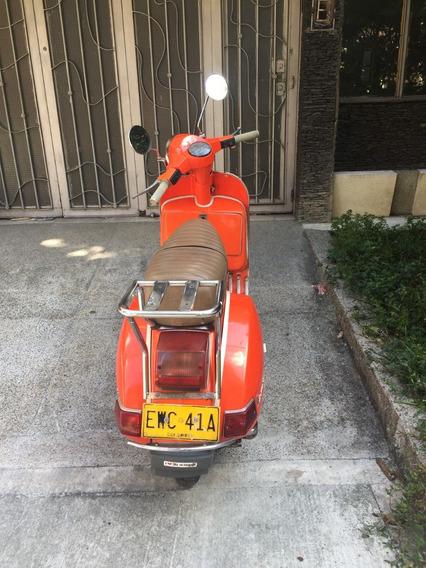 Moto Piaggio Px 150