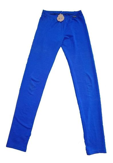 Calza Azul Mujer Lycra