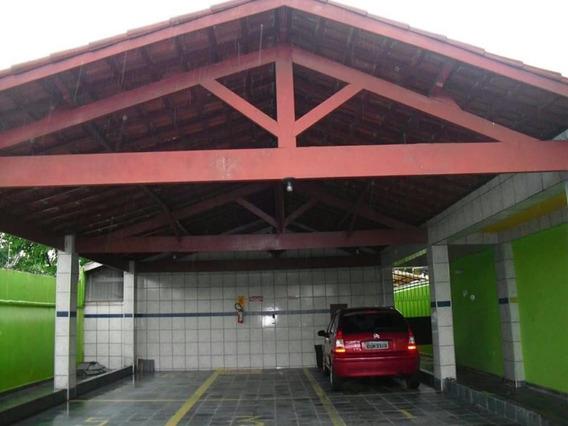 Casa Em Aviação, Praia Grande/sp De 50m² 1 Quartos À Venda Por R$ 135.000,00 - Ca137385