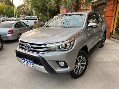 Toyota Hilux 2.8 Srx 4x4 Año 2016