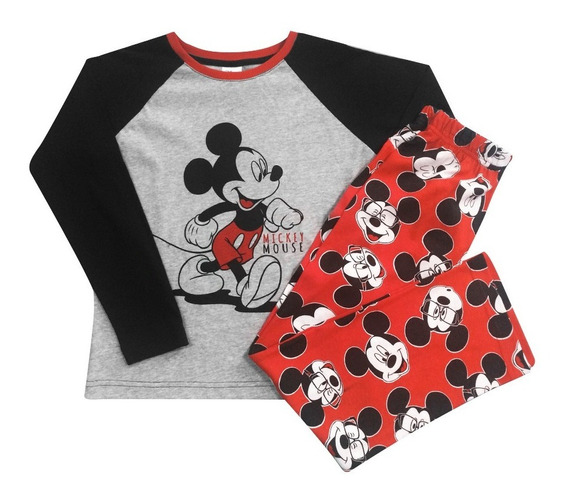 Pijamas Mickey Mouse De Disney Oficiales