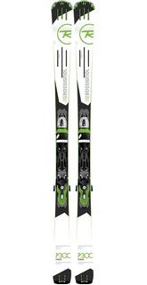 Tablas De Ski Rossignol Pursuit 300 + Fijaciones - Pista