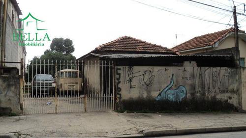 Terreno Residencial À Venda, Vila Mangalot, São Paulo. - Te0142