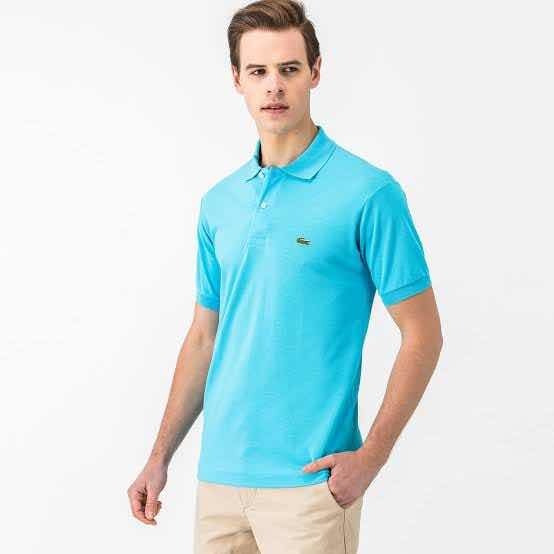 Polo Lacoste L1212 Classic Fit Color Marquises Nueva Tempora