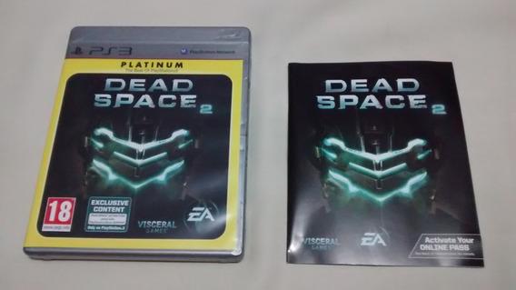 Dead Space 2 Platinum Original Completo Ps3