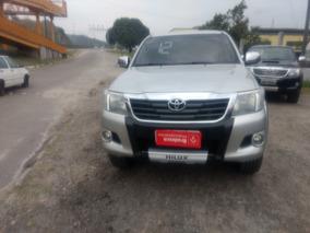 Toyota Hilux 2.5 Cab. Dupla 4x4 4p 2012