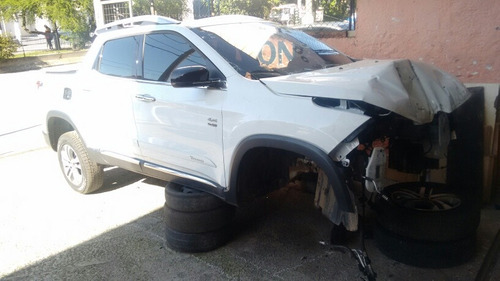 Peças Fiat Toro 4x4 Volcano Turbo Diesel Sucata Reposição