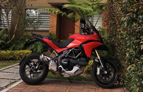 Ducati Multistrada 1200 R