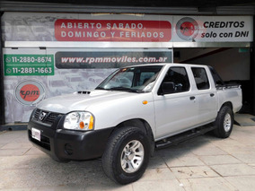 Nissan Frontier 2.5 4wd 6mt Cab Doble 2013 Rpm Moviles