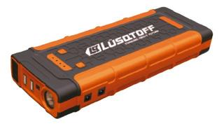 Cargador Arrancador De Bateria Lusqtoff Pq-500 1500mah Pc