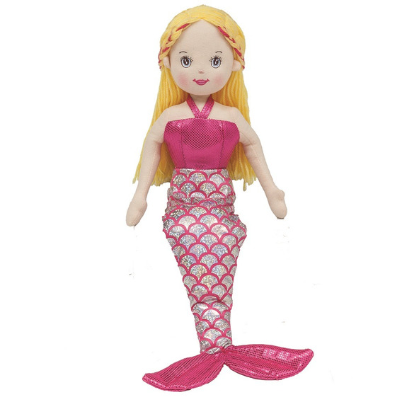 Boneca Sereia Encantada Buba