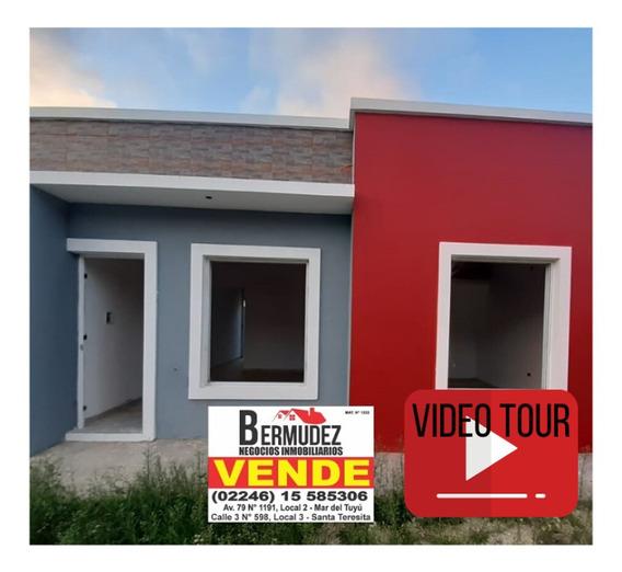 Venta Duplex 3 Amb Mar Del Tuyu Calle 67 E/ 6 Y 7