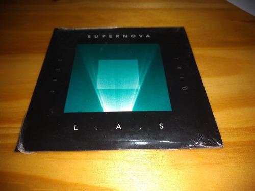 L. A. S. - Supernova Jazz Trío - Cd - 2015 - Nuevo