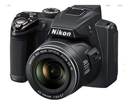 Camera Nikon Coolpix P500 Com Defeito