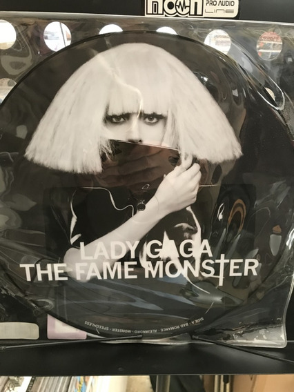 Lady Gaga-vinilo/long Play-fame Monster (picture Disc) Dyess