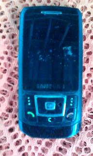 Telefono Samsung M: Sgh-d900 (repuesto)