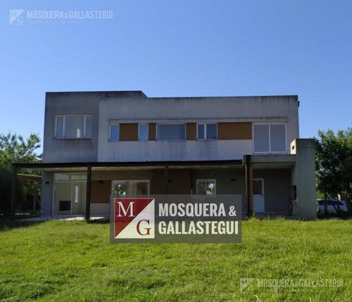 Mosquera Y Gallastegui - Muy Linda Casa En San Marco Villanueva Tigre