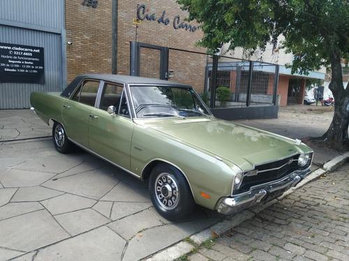 Dodge Dart Sedan 1971 Original Em Ótimo Estado