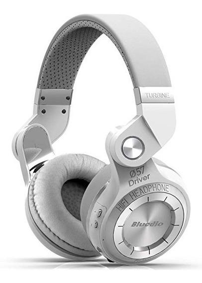 Fone Bluetooth 5.0 V. Nova Bluedio T2+ Turbine+fm (promoção)